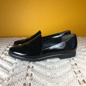 Paul Green Uptown Black Patent Leather Loafer
